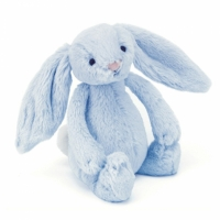 Jellycat bashfull kanin rangle, lysebl�