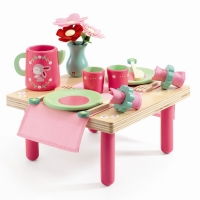 Djeco frokostbord, Lille Rose´s