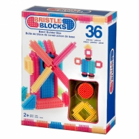 Bristle Blocks, 36 stk