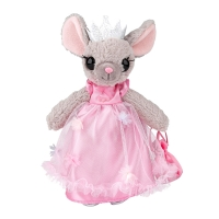 House of Mouse bamse, prinsesse - 27 cm