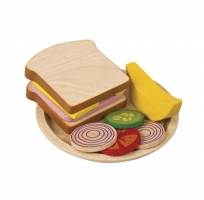 PlanToys legemad, sandwich