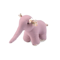 Smallstuff elefant, lille rose