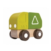 PlanToys mini skraldebil
