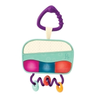 B Toys baby radio, wee james