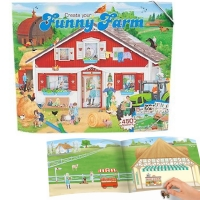 Create your Funny Farm design bog