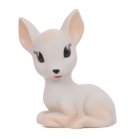 Lapin and Me bambilampe med LED, velvet creme