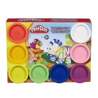 Play-Doh rainbow startpakke