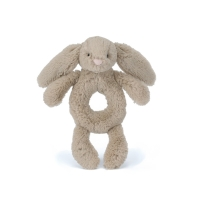 Jellycat kanin rangle, beige