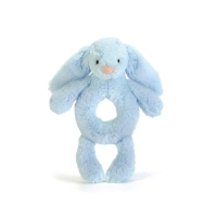 Jellycat kanin rangle, lysebl�