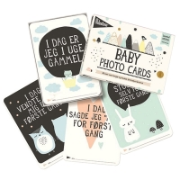 Milestone cards, Over the Moon - LIMITED UDGAVE