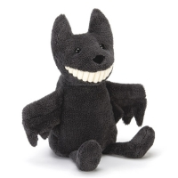 Jellycat toothy flagermus, 36 cm