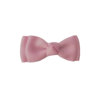 Bows by Stær double bow, 6 cm dusty rose
