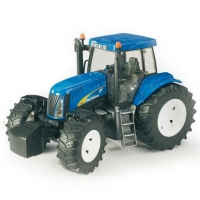 Bruder New Holland traktor