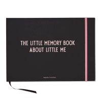 Design Letters, Little Memory Book - pink