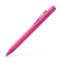 Faber-Castell grip trykblyant, 0.5 mm - pink